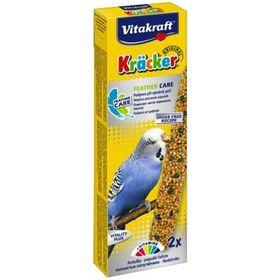 Крекеры VITAKRAFT для волнистых попугаев при линьке, 2шт/упаковка