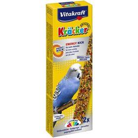 Крекеры VITAKRAFT ENERGY для волнистых попугаев для повышения тонуса, 2шт/упаковка