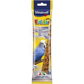 Крекеры VITAKRAFT д/волнистых попугаев мультивитамин, 2шт/упаковка
