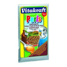 Подкормка VITAKRAFT для волнистых попугаев, для укрепления иммунитета, 20 г.