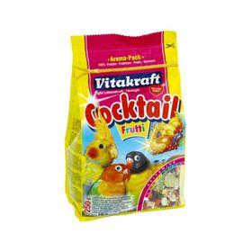 Коктейль VITAKRAFT для средних попугаев, фруктовый, 250 г.