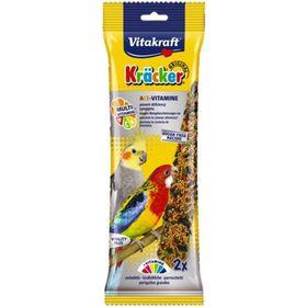 Крекеры VITAKRAFT для австралийских попугаев, мультивитамин, 2шт/упаковка