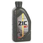 Моторное мото масло ZIC 4T M7 10w-40, для 4-х тактных двиг.1л