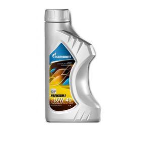 Масло моторное Gazpromneft Premium L 10W-40, 1 л Ош