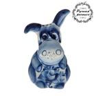 "Ceramic souvenir ""the big donkey"" 8x4. 5 cm"