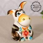 "Ceramic souvenir ""the big donkey"" color 8x4,5 cm"