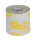 """Туалетная бумага - прикол """"Желтые цветы"""""""