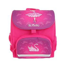 Ранец дошкольный Herlitz MINI SoftBag, 24 х 26 х 14, для девочки, Ballerina