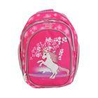 Рюкзак школьный эргономичная спинка для девочки Mag Taller Cosmo llI 36*29*18 Unicorn 20412-45