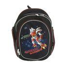 Рюкзак школьный эргономичная спинка для мальчика Mag Taller Cosmo II 36*29*18 Firestorm 20215-10