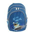 Рюкзак школьный эргономичная спинка для мальчика Mag Taller Cosmo lV 37*28*19 Aquabike 20613-35