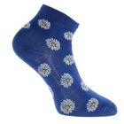 Носки женские, размер 23-25, цвет тёмно-синий