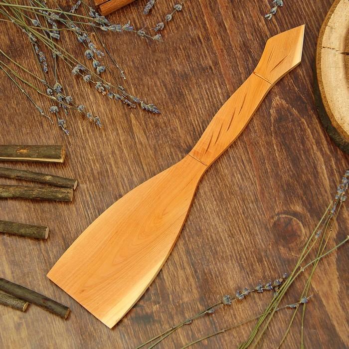 Лопатка кухонная , вид 2, можжевельник