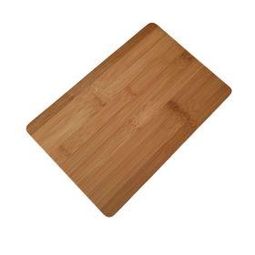 Доска разделочная прямоугольная, 30x20x1 см
