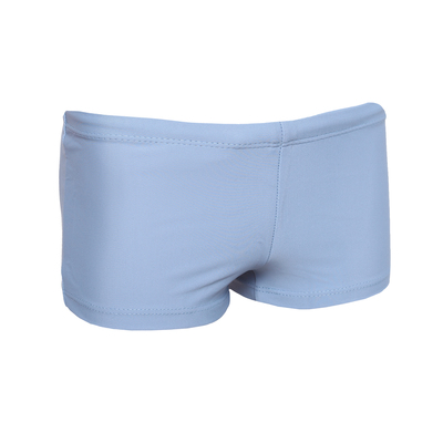 Плавки-шорты, размер 34, цвет серый