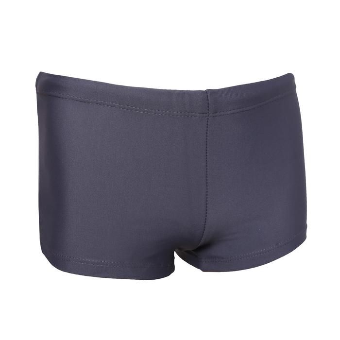 Плавки-шорты, размер 28, цвет чёрный