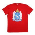 футболки с логотипом ЯНАО