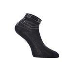 Носки женские укороченные DM-M-78d, цвет джинс, размер 23