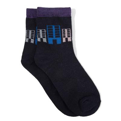 Носки для мальчика S-60М,цвет синий, размер 20-22