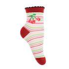 Носки для девочки S-121Д, размер  18-20
