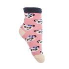Носки для девочки S-211, цвет розовый, размер 12-14