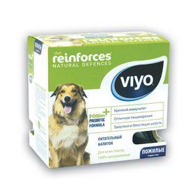 Пребиотический напиток VIYO Reinforces Dog Senior для пожилых собак, 7 х 30 мл