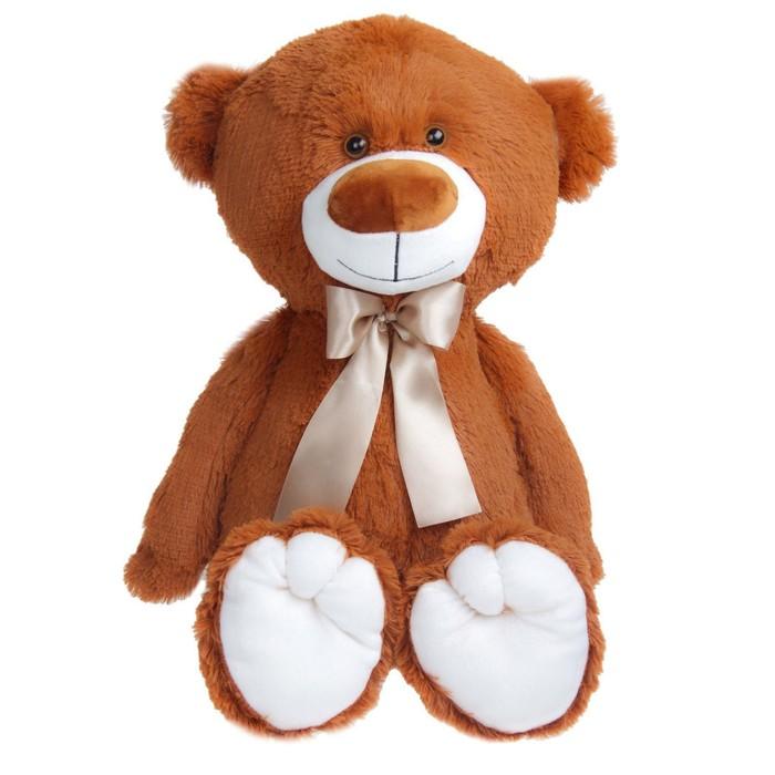 Мягкая игрушка «Медведь», 65 см, МИКС - фото 1710708