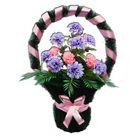 Wreaths, baskets