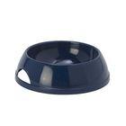 Миска MODERNA пластиковая Eco Bowl, цвет черники,17,9х17,9х5,2 см