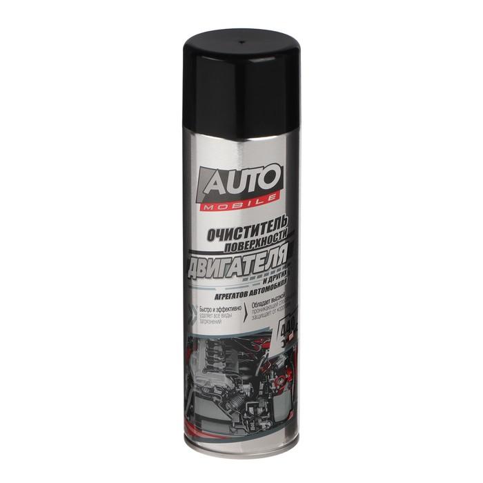 Очиститель двигателя AUTO mobil, 440 мл, аэрозоль