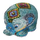 "Мозаика из пайеток 3D ""Слон"""