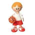 "Набор для создания куклы ""Баскетболист"""