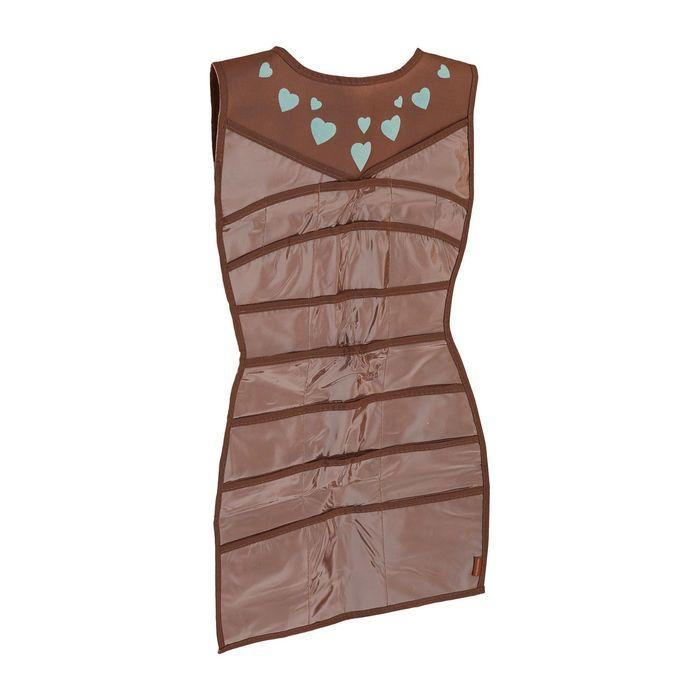 Органайзер-платье для украшений