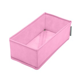 Короб для хранения, цвет розовый