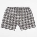 Трусы мужские шорты, цвет МИКС, размер 56-58