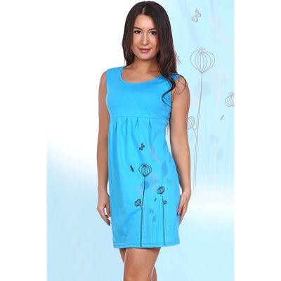 Платье женское, размер 46, цвет МИКС (арт. 693)