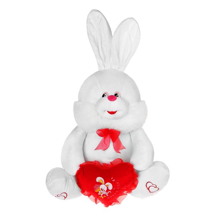 фото зайчика с сердечком самом деле, роза