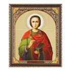 """Картина-икона """"Святой Пантелеймон"""""""