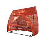 Гамак, оранжевый, нагрузка 250 кг