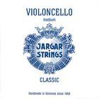 Струны для альта Jargar Strings Viola-Set-Red Classic  сильное натяжение