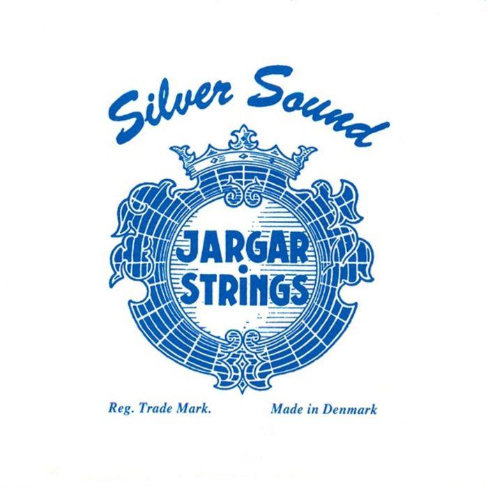 Отдельная струна Jargar Strings Cello-G-Silver  G/Соль для виолончели размером 4/4