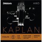 Отдельная струна D'Addario KA311-4/4M Kaplan Amo  E/Ми для скрипки размером