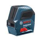 Лазерный нивелир Bosch GLL 2-10, IP54 (0601063L00), точность 3 мм, диапазон до 10 м