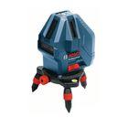 Лазерный нивелир Bosch GLL 5-50X (0601063N00), IP54, ± 2 мм, 50 м (с приемником), штатив