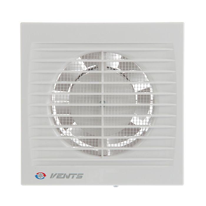 Вентилятор вытяжной VENTS 100 С, d=100 мм, цвет белый