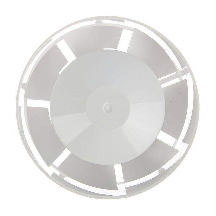 Вентилятор вытяжной VENTS 100 ВКО, d=100 мм, канальный