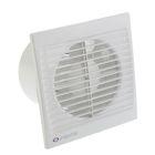 Вентилятор вытяжной VENTS 125 С, d=125 мм, цвет белый - фото 7379945