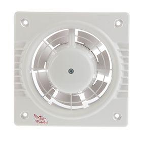 Вентилятор вытяжной COLIBRI 100, d=100 мм, 220-240 В, белый