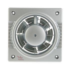 Вентилятор вытяжной COLIBRI 100 titan, d=100 мм, 220-240 В, серый