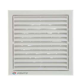 Вентилятор вытяжной VENTS 125 К, d=125 мм, цвет белый